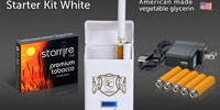 Starfire Cigs Starter Kit